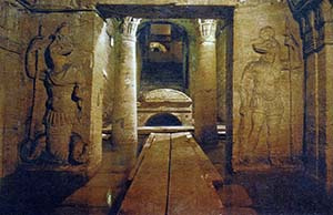 Catacombs-of-Kom-el-Shoqafa-2