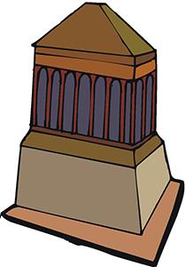 Mausoleum-at-Halicarnassus