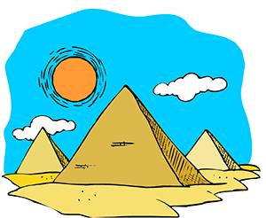 Pyramids-Facts