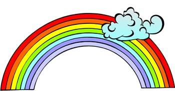 Rainbow-weather