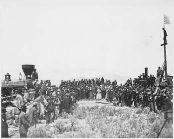 Transcontinental-Railroad