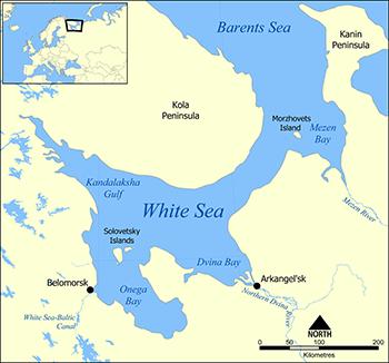 White-Sea