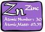 Zinc Facts